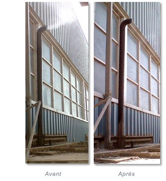 Déshuileur séparateur de brouillard d'huile extracteur de vapeur réservoir d'huile de lubrification émissions de brouillard d'huile récupérer le brouillard d'huile réservoir d'huile élément coalescent rétrofit