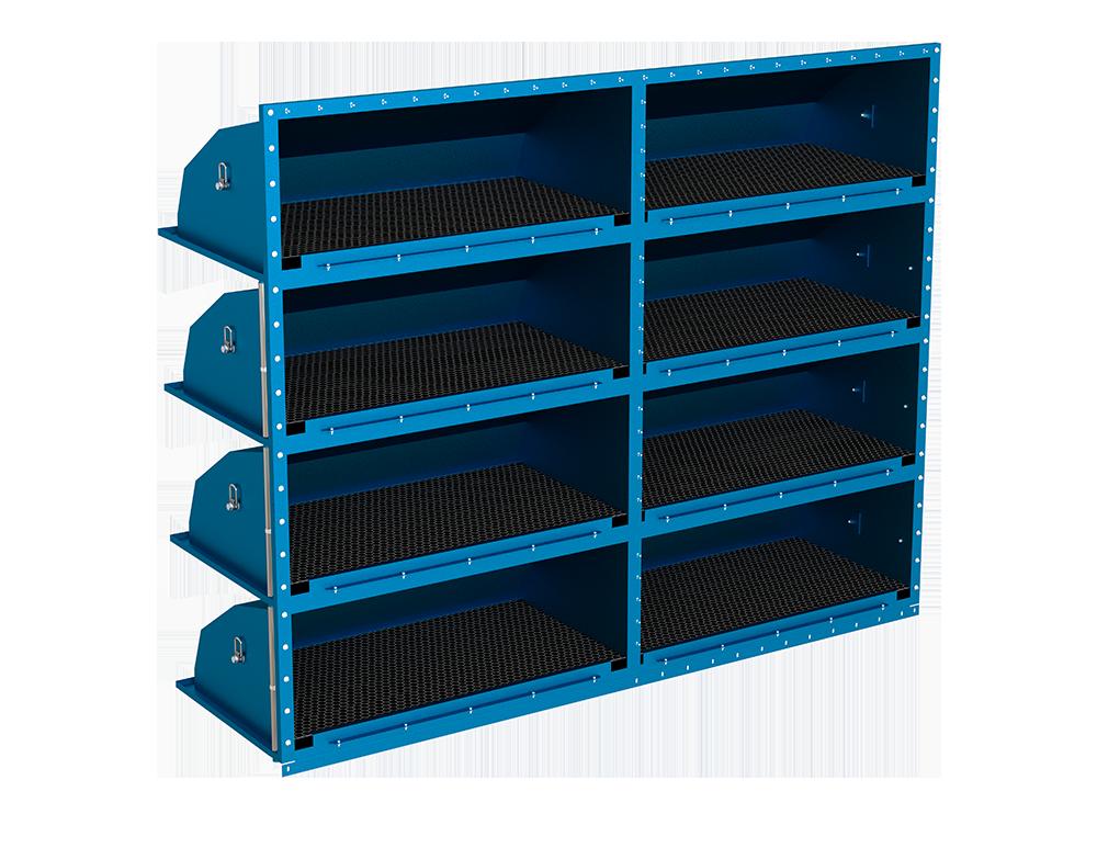 parateurs de gouttes Hotte pare-pluie Caisson de filtration d'air AAF AmerDrop Refroidissement adiabatique Donaldson AG6582508