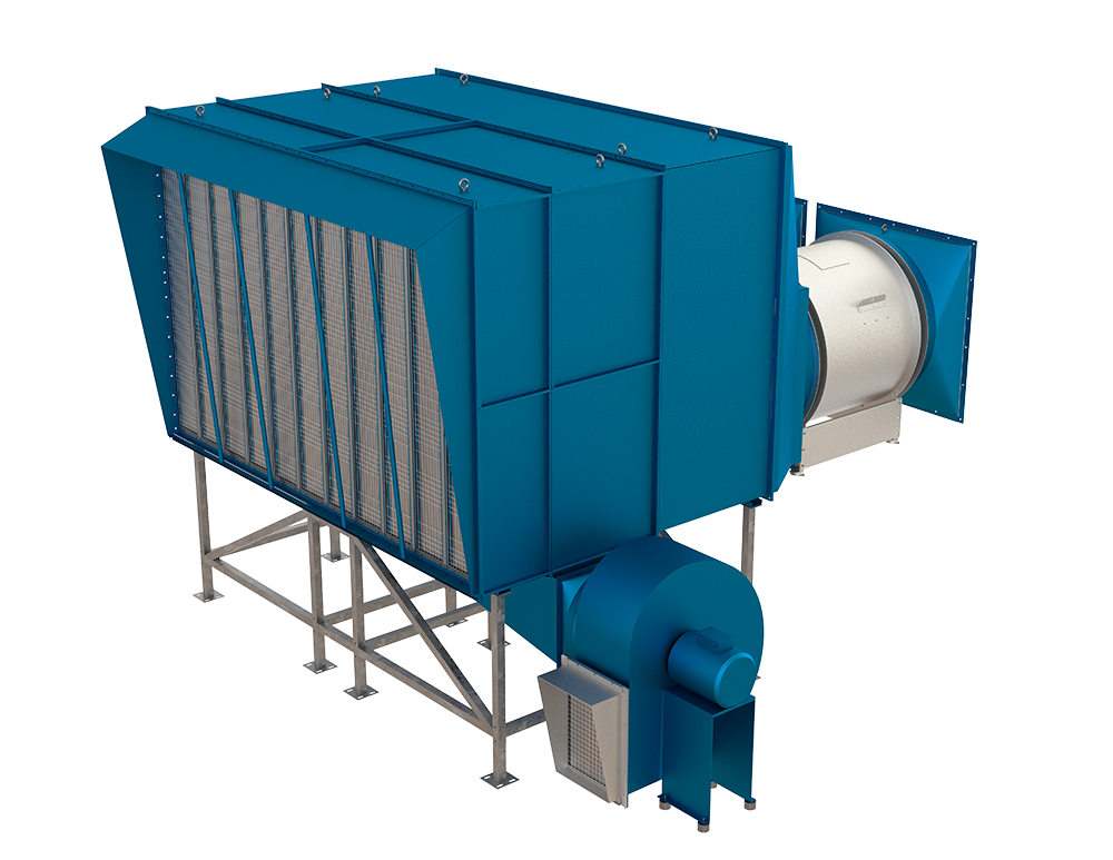 Engine hall ventilation Ventilation unit Sand filters  AAF Dust louvre Inertial filters  sand storm volcano ashes Ultimate emergency engine  Nuclear powerplant volcano ashes spintubes ARAMCO