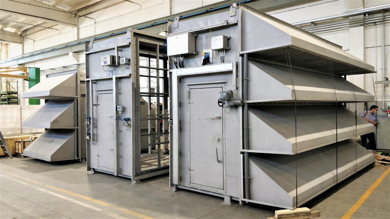 Airtight door Marine environment Corrosive environment Filter casing Electric room Compressor room